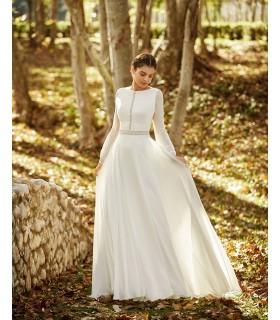 Vestido de novia OBED - Alma novias