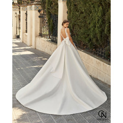 Vestido de novia ALMA - Aire Barcelona Atelier