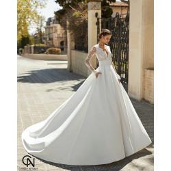 Vestido de novia ANDREA - Aire Barcelona Atelier