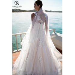 Vestido de novia 7982 - COSMOBELLA