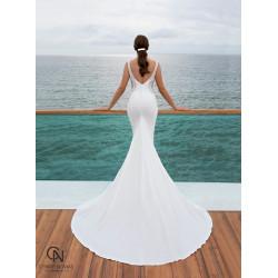 Vestido de novia 7993 - COSMOBELLA