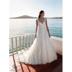 Vestido de novia 8001 - COSMOBELLA