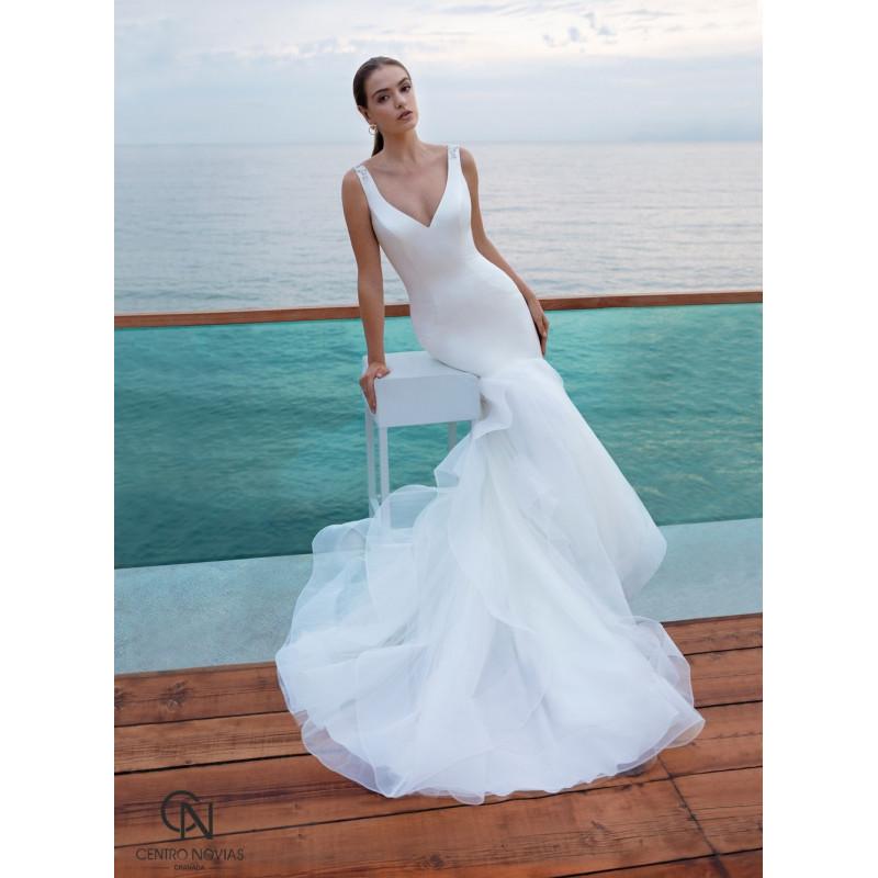 Vestido de novia 8006 - COSMOBELLA