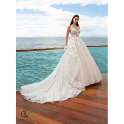 Vestido de novia 8019 - COSMOBELLA