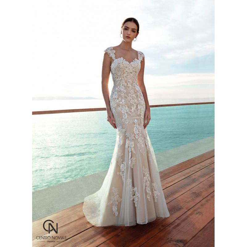 Vestido de novia 8020 - COSMOBELLA