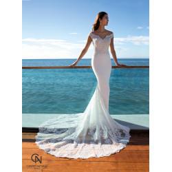 Vestido de novia 8023 - COSMOBELLA
