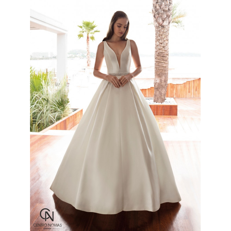 Vestido de novia 8030 - COSMOBELLA