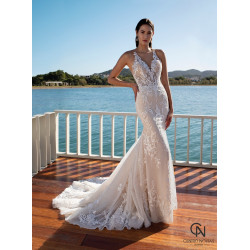 Vestido de novia 8035 - COSMOBELLA