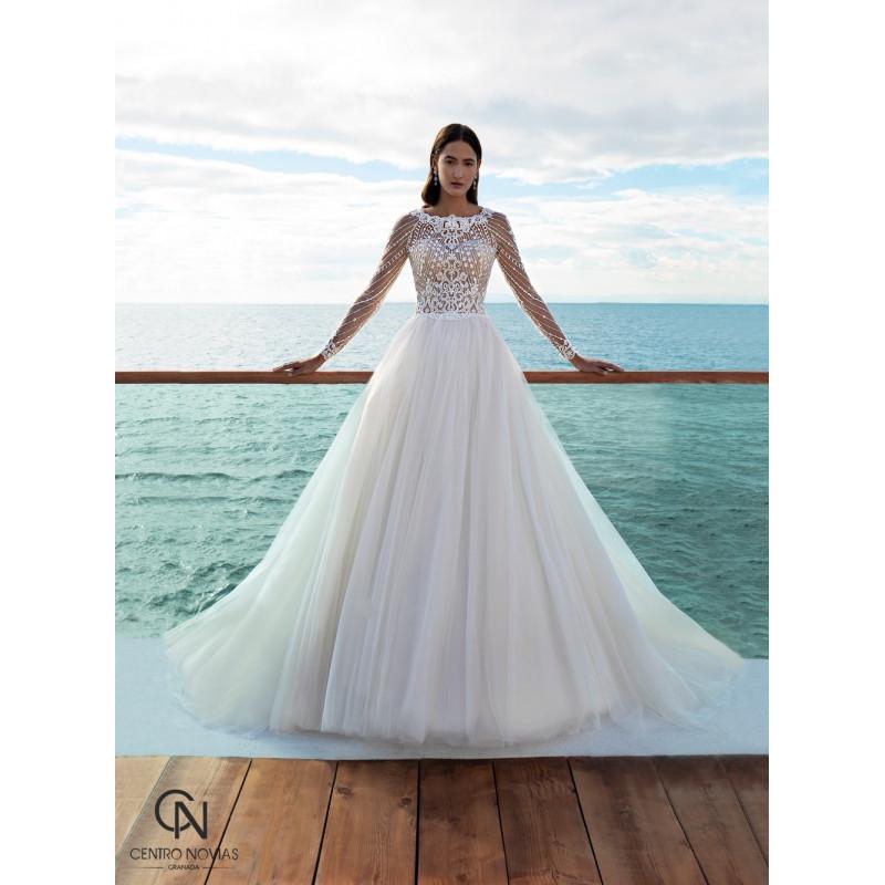 Vestido de novia 8036 - COSMOBELLA