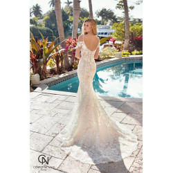 Vestido de novia 1014 - DEMETRIOS