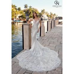Vestido de novia 1036 - DEMETRIOS