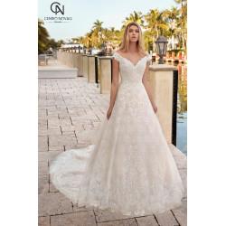 Vestido de novia 1038 - DEMETRIOS