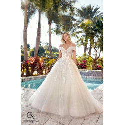 Vestido de novia 1053 - DEMETRIOS