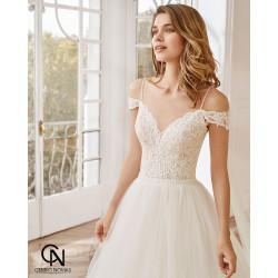 Vestido de novia NORIA - Aire Barcelona