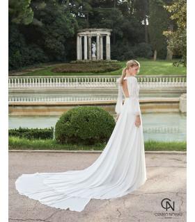 Vestido de novia NAKIA - Aire Barcelona