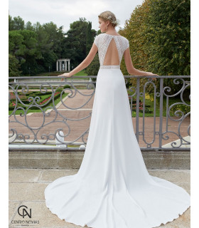 Vestido de novia NALA - Aire Barcelona