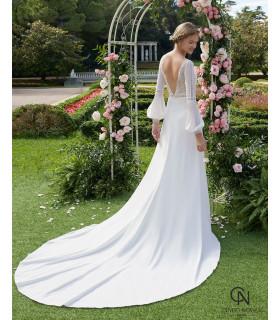 Vestido de novia NAMEK - Aire Barcelona