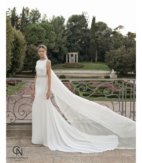 Vestido de novia NANA - Aire Barcelona