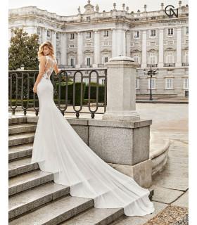 Vestido de novia NAVATA - Aire Barcelona
