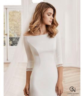 Vestido de novia NAVE - Aire Barcelona