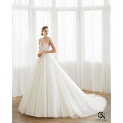 Vestido de novia NUMEA - Aire Barcelona