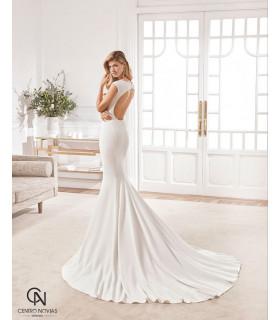 Vestido de novia NAWEL - Aire Barcelona