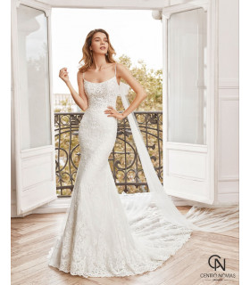 Vestido de novia NEWARK - Aire Barcelona