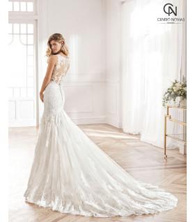 Vestido de novia NILCE - Aire Barcelona
