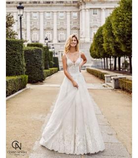 Vestido de novia NOBLE - Aire Barcelona