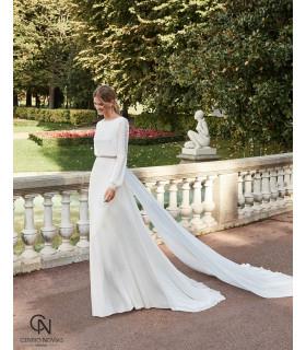 Vestido de novia NAMIR - Aire Barcelona