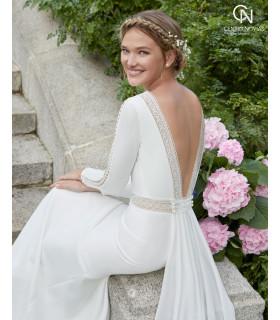 Vestido de novia NANAYA - Aire Barcelona
