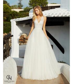 Vestido de novia QUANTI - Aire Beach