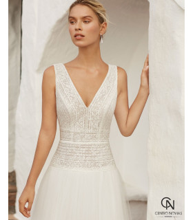 Vestido de novia QUENA - Aire Beach