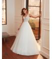 Vestido de novia LONA - Luna Novias