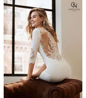 Vestido de novia LARINE - Luna Novias