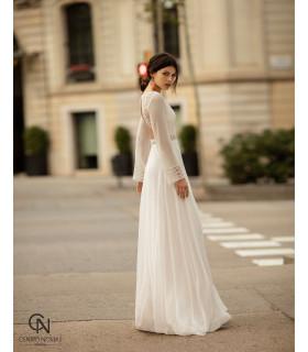 Vestido de novia OBICE - Alma Novias