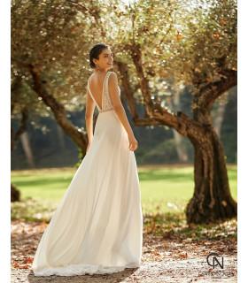 Vestido de novia ODA - Alma Novias