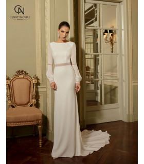 Vestido de novia OFELL - Alma Novias