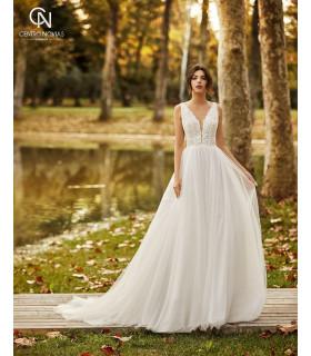 Vestido de novia ONGILE - Alma Novias