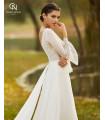 Vestido de novia OKONDO - Alma Novias