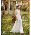 Vestido de novia OLESA - Alma Novias
