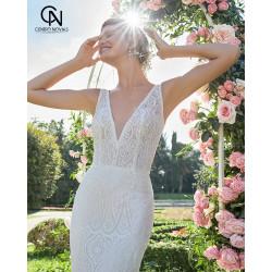 Vestido de novia NAIR - Aire Barcelona