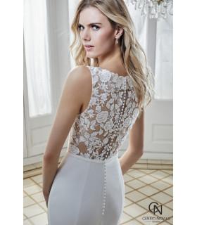 Vestido de novia DS202-20 - Divina Sposa