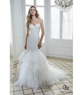 Vestido de novia DS200-25 - Divina Sposa