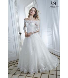 Vestido de novia DS202-36 - Divina Sposa