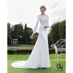 Vestido de novia NALEK - Aire Barcelona