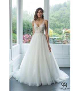 Vestido de novia 1170 - Justin Alexander