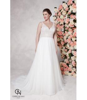 Vestido de novia 44120 - Justin Alexander