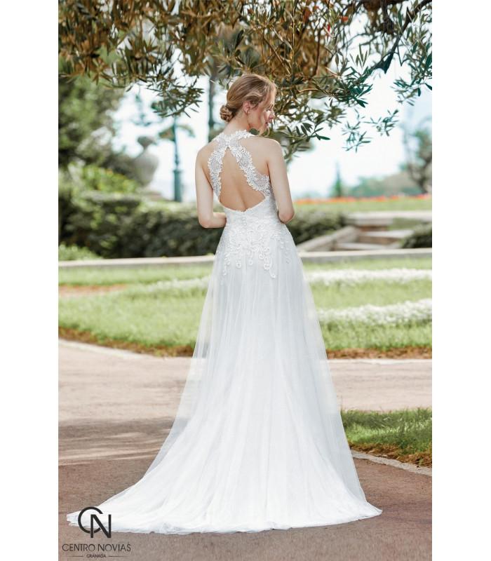 Vestido de novia 44133 - Justin Alexander