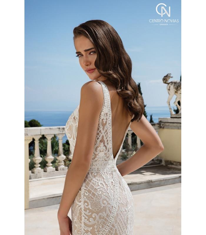 Vestido de novia 88084 - Justin Alexander